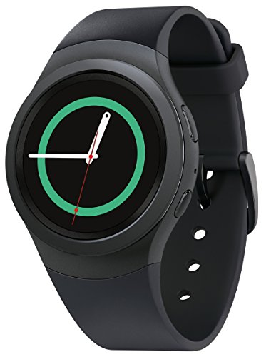 Amazon.com: Samsung Gear S2 Smartwatch - Dark Gray: Cell Phones ...