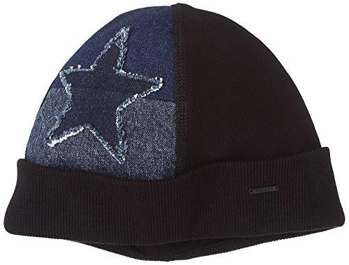 Beanie Diesel (Diesel Unisex CEANEE CAPPELO Beanie Hat, Black)