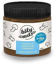 Creme de Amendoim Crunchy Sabor Chocolate Mais Mu 450g, Mais Mu