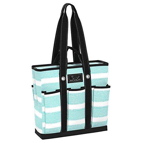 6e708de05 SCOUT POCKET ROCKET Large Tote Bag for Women, Utility Tote Bag with Pockets  and Zippered