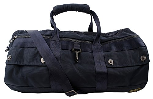 Polo Ralph Lauren Men's Nylon Military Duffel Bag-DN-One - Lauren Ralph Polo Luggage