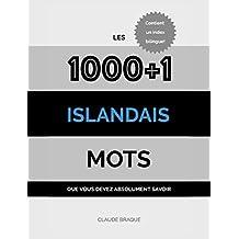 Islandais: Les 1000+1 Mots que vous devez absolument savoir (French Edition)