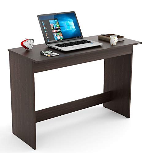 BLUEWUD Clonard Engineered Wood Study Table, Laptop, Computer Table Desk for Home & Office (Large – Wenge)