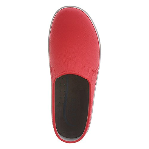 Klogs Footwear Womens Tiburon Papaya
