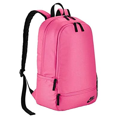 Nike BA5274-451 Classic North Polyester Backpack (Pink)  Amazon.in  Shoes    Handbags 0e699bb823