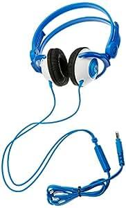 Kidz Gear Wired Headphones For Kids - Blue