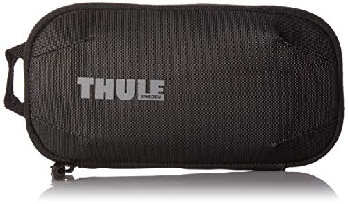 (Thule Subterra Powershuttle Plus, Dark Shadow, Large )