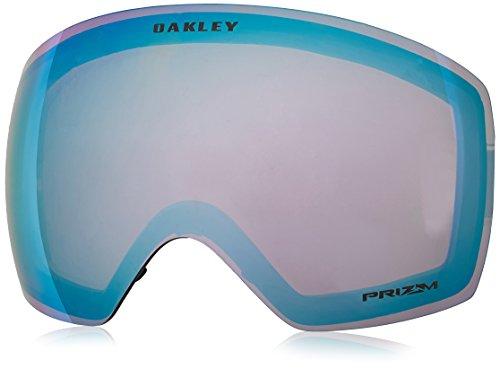 (Oakley 101-423-001 Flight Deck Replacement Lens, Prizm Sapphire Iridium)