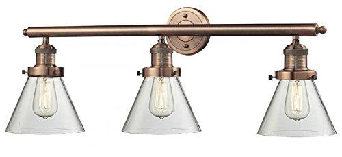 Three Light Bathroom Fixture - Innovations Lighting 205-AC-G42