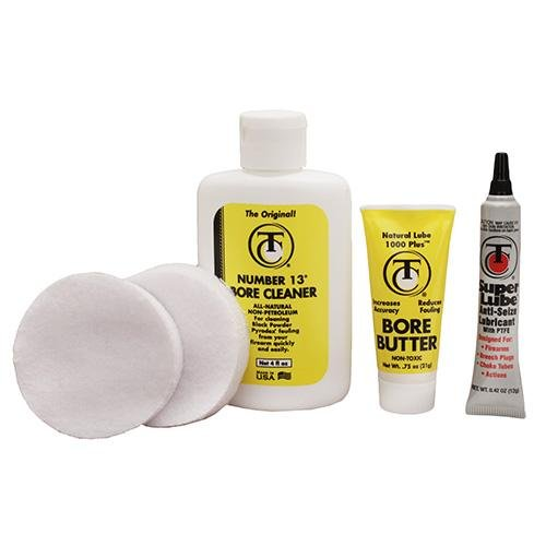 Thompson Center 7217 Essential Cleaning Pack (Best Inline Muzzleloader Bullet)