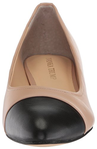 Natural Larrie Ivanka Women's Trump Pump Leather RUwavwpq