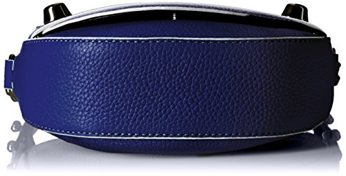 MILLY Astor Saddle Navy Small Crossbody AqxwOqR4