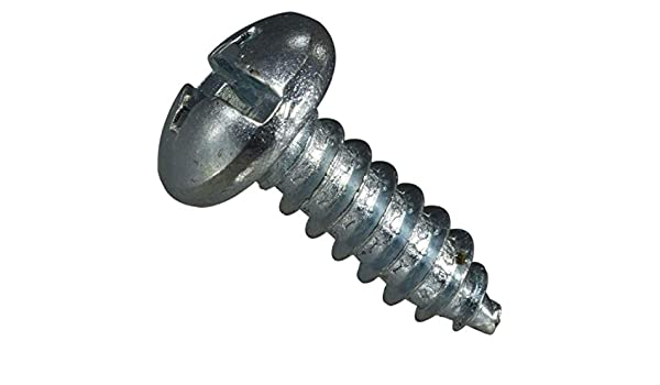 Hard-to-Find Fastener 014973235772 Combo Pan Sheet Metal Screws 14 x 3//4-Inch