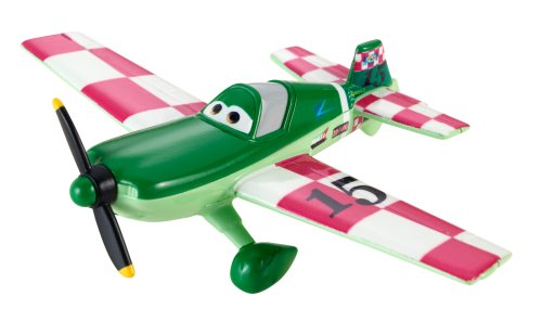 Disney Planes Polish Racer No. 15 Jan Kowalski Die-Cast Vehicle (Xv Racer)