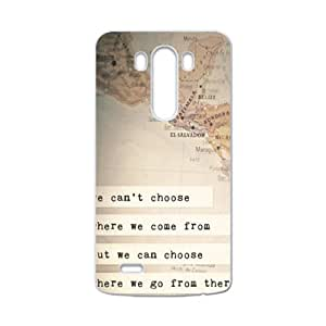 perks of being a wallflower quotes Phone Case for LG G3 Case