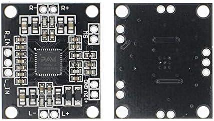 20pcs/lot Digital Power Amplifier Board 2 X15w Dual Channel