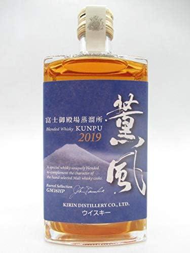 キリン 富士御殿場蒸溜所 薫風 (KUNPU) 2019 40度 500ml