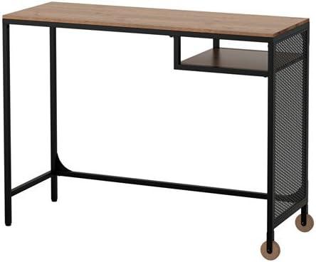 IKEA fjällbo mesa para portátil, color negro: Amazon.es: Oficina y ...