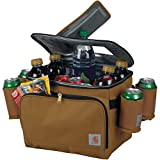 Carhartt Deluxe Cooler Bag with 4 Detachable Insulated Beverage Sleeves