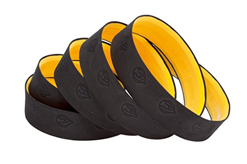 Cinelli Chubby Ribbon Handlebar Tape, Black by Cinelli