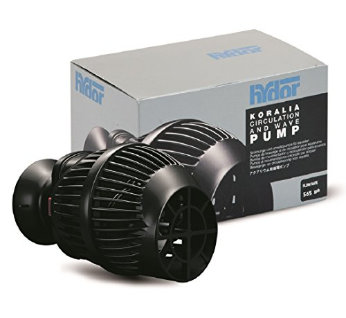 Hydor Koralia Nano 565 Circulation Pump for Aquariums, 565 GPH Nano Water Can
