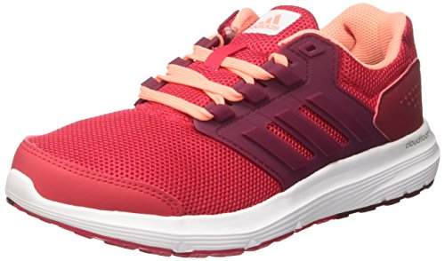 Energy Zapatillas Burgundy Collegiate Mujer Multicolor Galaxy 4 Entrenamiento de Adidas Glow Pink Sun RE10Bw0q