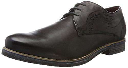grey Zapatos Gris Para De 312299014100 Derby Cordones Bugatti Hombre P5q8TwBx