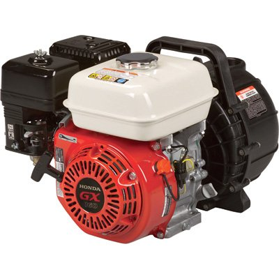 Pacer Self-Priming Chemical/Water Pump - 2in. Ports, 12,000 GPH, 160cc Honda GX160 OHV Engine, Model# SE2RL E5HCP