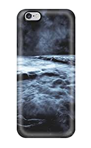 NAOeIVi490psniY Case Cover, Fashionable Iphone 6 Plus Case - Moon Over The Beach