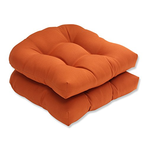 Pillow Perfect Outdoor Cinnabar Cushion