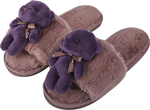 Women \u0026 Girls Slippers flip Flop Purple