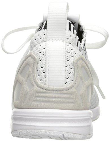 check out ad203 7fddc adidas Originals Boys' ZX Flux PK J Sneaker, White/White ...