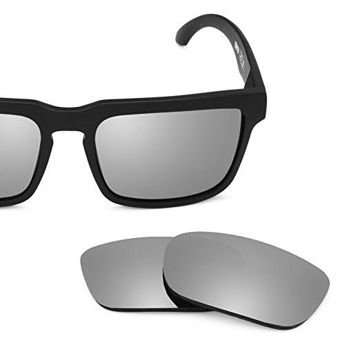 Verres de rechange Revant pour monture Spy Optic Helm2 Combo Pack de paires K001
