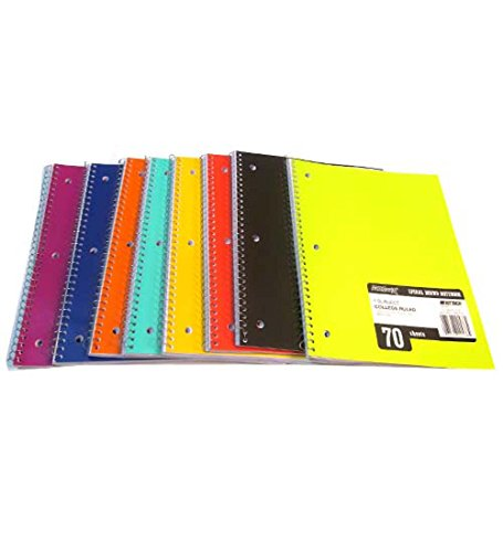 70 Page Notebook - 5