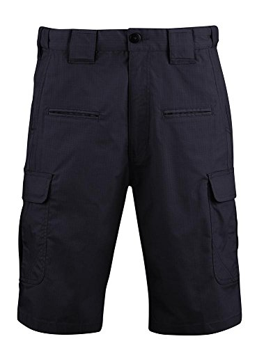Propper Men's Kinetic Tactical Shorts, LAPD Navy, Size 36