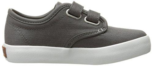 Pictures of Polo Ralph Lauren Kids Waylon Ez Sneaker Grey M 3