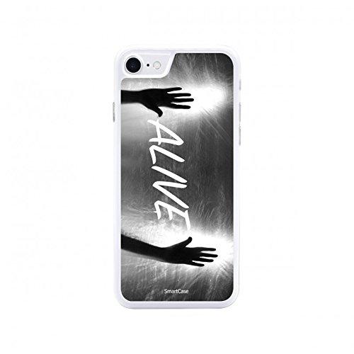 Coque + Verre Trempé pour iPhone 7 SmartCase® ALIVE