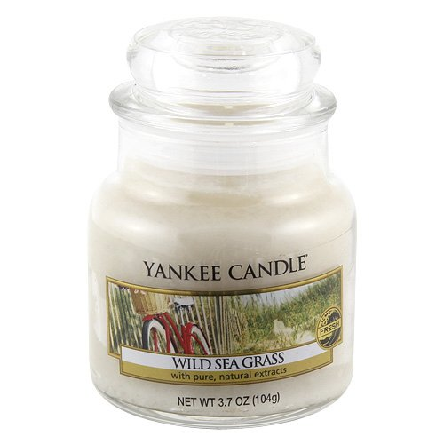 Yankee Candle Wild Sea Grass Small Jar