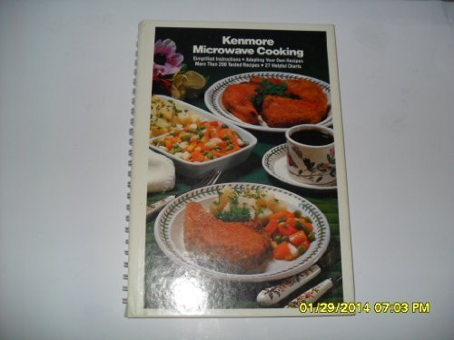 Kenmore Microwave Cooking, from Sears