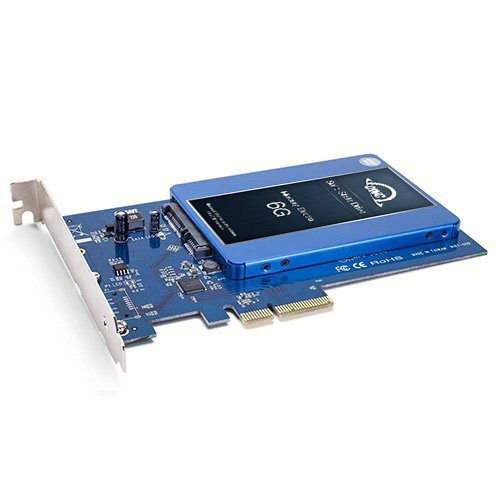 OWC Accelsior S PCIe Adapter for 2.5
