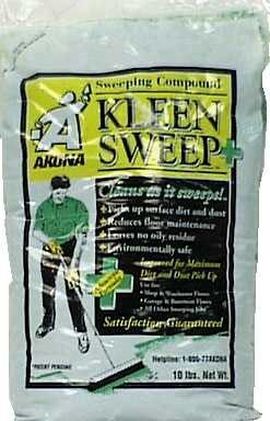 (KLEEN PRODUCTS LLC 1810 10lb Kleen Sweep Plus, 10 lb)