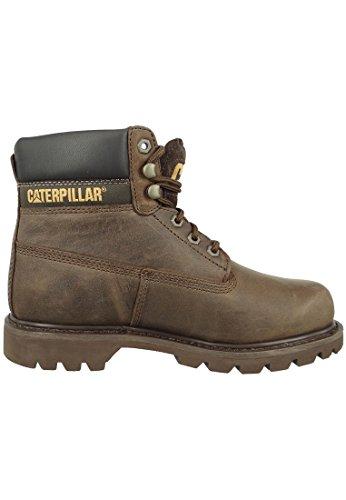 Caterpillar Mens Colorado Short Boots Chocolate