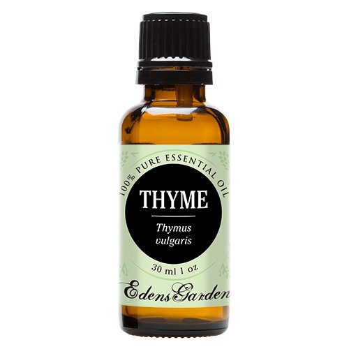 Thyme 100% Pure Therapeutic Grade Essential Oil by Edens Garden- 30 ml
