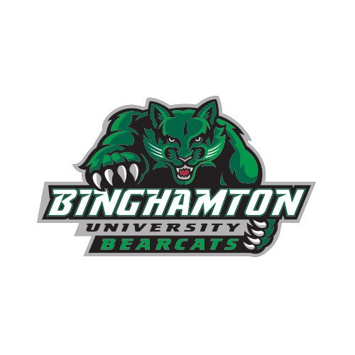 Binghamton Small Magnet 'Binghamton University Bearcats Official Logo'