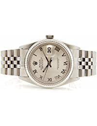 Datejust Automatic-self-Wind Male Watch 16014 (Certified Pre-Owned)