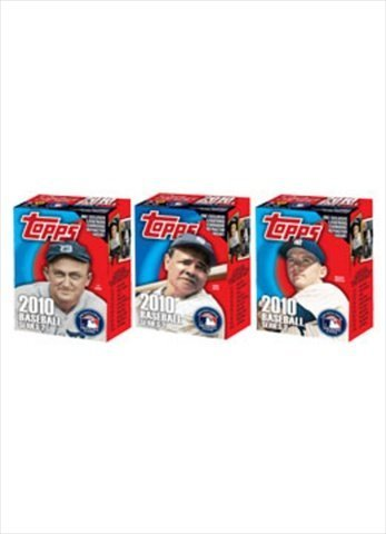 Topps 2010 Series 2 Baseball Cereal Box by Topps ()