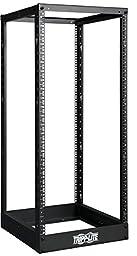 Tripp Lite 25U 4-Post Open Frame Rack, Network Equipment Rack, 1000 lb. Capacity (SR4POST25)