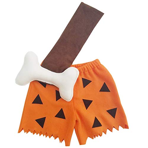Perfect Pairz Pebbles and BAMM BAMM Halloween Coordinates-Sold Separately ()