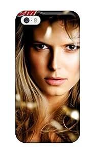 Hot Design Premium EpuyiwJ8250yTKyF Tpu Case Cover Iphone 5/5s Protection Case(heidi Klum )