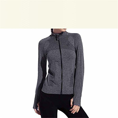 MOVING NOW Women Running Jacket Clothing Quick-dry Long-sleeve Sportswear for Female Sports...